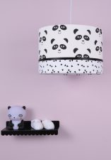 Pandabeer in de baby- of kinderkamer