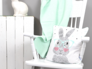 Kinderkamer Mint, Shop the look