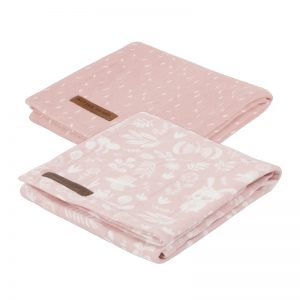 Adventure Pink Swaddles